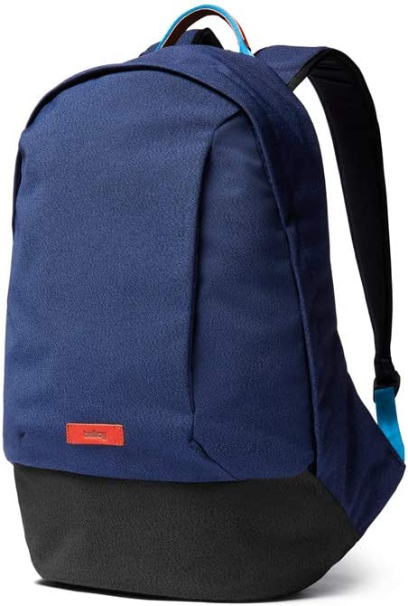 Bellroy Classic Backpack 2nd Edition (Unisex Laptop Backpack, 20L) - Blue Neon