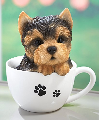 The Lakeside Collection Teacup Pups - ()