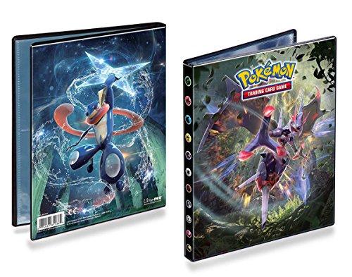 Ultra Pro Sun & Moon 6 (SM-6) 4-Pocket Portfolio for Pokémon, - 4 Pocket Portfolio Album