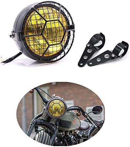 Cafe racer headlight _image1