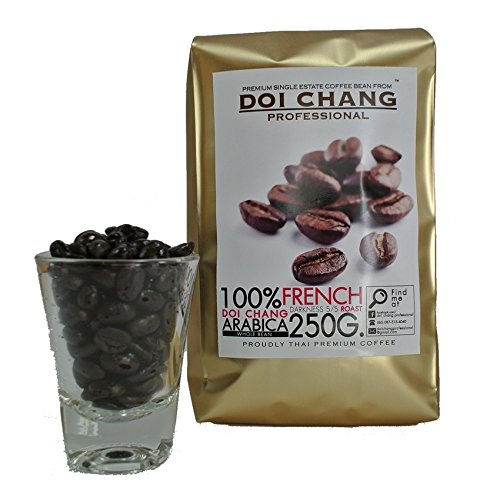 Arabica Coffee Doi Chang Efficient French Roasts Dark 0.55 lbs (Pack of 2)