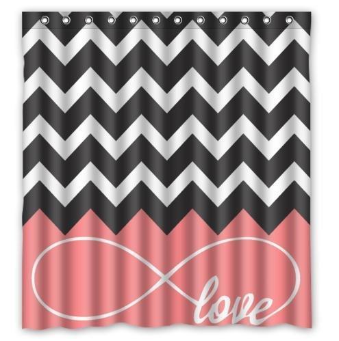 Amazon Love Infinity Forever Love Symbol Chevron Pattern Pink Stunning Cheveron Pattern