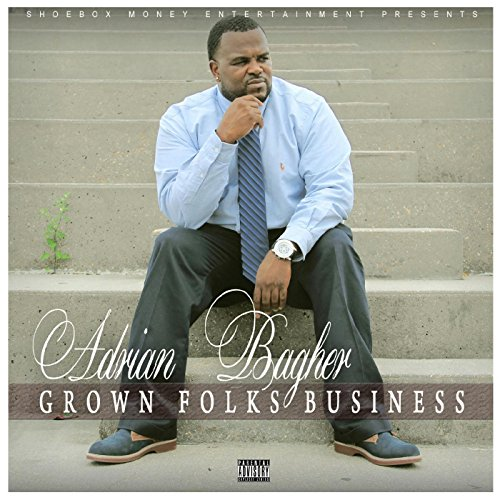 Grown Folks Business [Explicit]