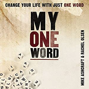 My One Word Audiobook