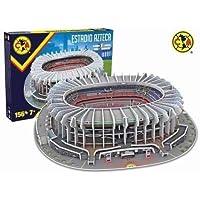 Estadio Azteca 3D Nanostad 156 piezas America