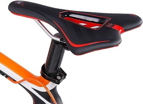 LieYuSport Silla de Bicicleta Diseño Ergonomico,Sillin Bicicleta ...