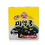 [KFM] Korean Food Instant Brown-seaweed Soup 47.5g (9.5g x 5) 간편 미역국