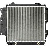 Spectra Premium CU2101 Complete Radiator for Jeep Wrangler