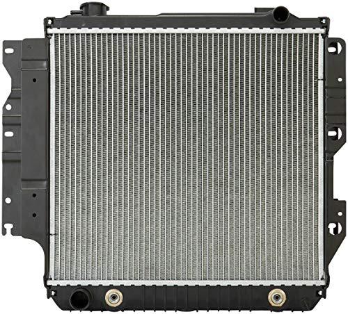 Spectra Premium CU2101 Complete Radiator for Jeep Wrangler -