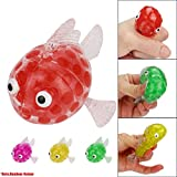 Appliances : Slow Rising Squeeze Kid Toy, OCEAN 7cm Carp Fish Bead Stress Ball Sticky Squeeze Toy Squeezing Stress Relief Toys