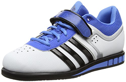 Black Adulte white 2 Powerlift Adidas core D'haltérophilie Performance bright Royal Blanc Chaussure 76qzwXz