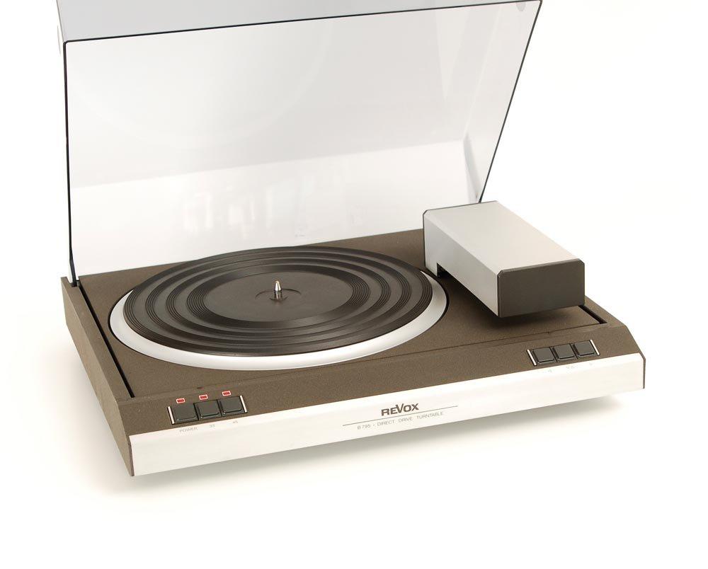 Revox B de 795 Tocadiscos: Amazon.es: Electrónica