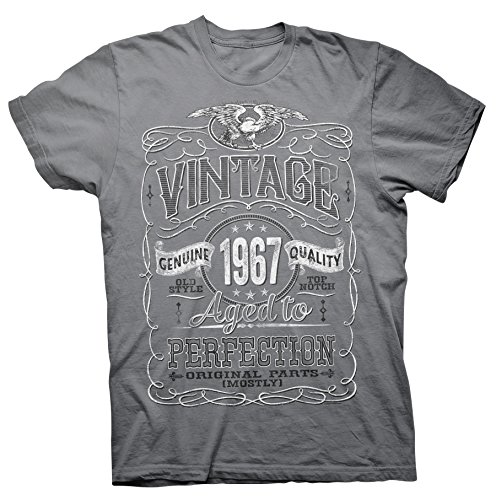Vintage Aged Perfection 1967 Distressed product image
