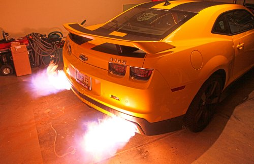 51l75M b7OL amazon com hot licks dual exhaust flamethrower kit for Propane Exhaust Flamethrower Kit at readyjetset.co