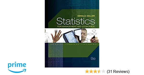 Statistics For Management And Economics 9th Edition Pdf