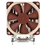 Noctua NH-U12DX i4, Premium CPU Cooler for Intel Xeon LGA20xx (Brown)