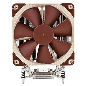 Noctua i4 CPU Cooler for Intel Xeon CPU_ LGA2011, 1356 and 1366 Platforms NH-U12DXi4