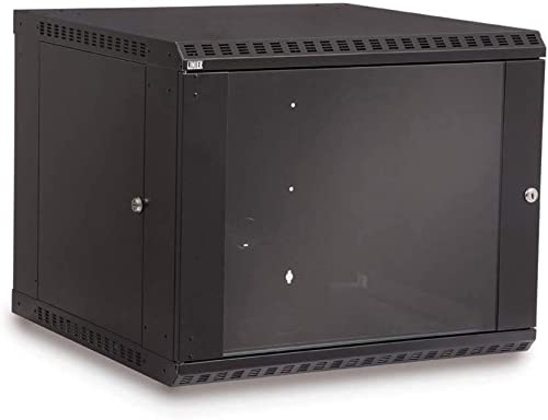 9U Fixed Wallmount Cabinet-Kendall Howard – 3140-3-001-09