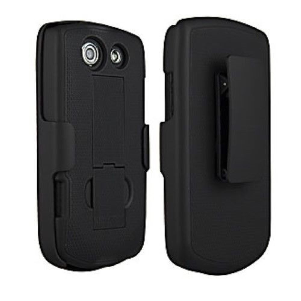 Case with kickstand + holster for Kyocera Brigadier