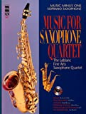 Music for Saxophone Quartet, , 1596156562