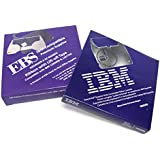 Two Ribbons & 1 Lift-off tapes 1 IBM Genuine OEM Wheelwriter Typewriter 1380999 Ribbon and One EBS Premium Ribbon with Lift-off Tape