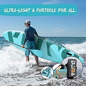 Ultra Light DAMA inflatable | Sub Boards