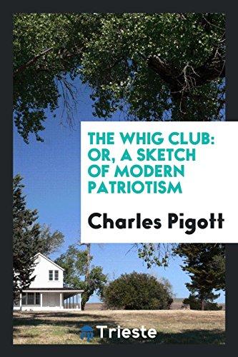 Whig Club - 1