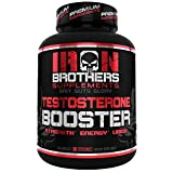Testosterone Booster for Men - Estrogen Blocker - Supplement Natural Energy, Strength & Stamina - Lean Muscle Growth - Promotes Fat Loss - Increase Male Performance (1 Bottle) 90 Capsules/Pills