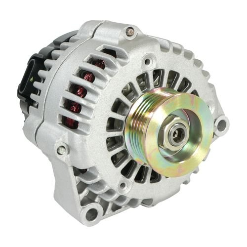 Suburban Alternator - DB Electrical ADR0215 Alternator (For Chevy C Truck Silverado 4.3L 4.8L 5.3L 6.0L 00 01 02 & 6.6L 8.1L)