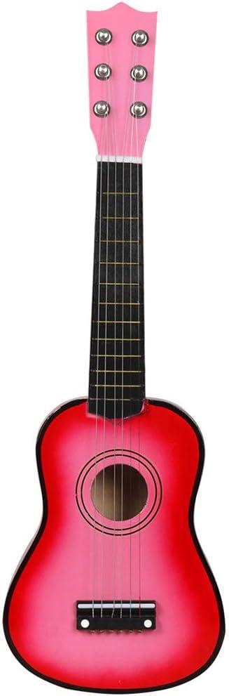 housesweet Guitarra para niños, 21 pulgadas Guitarra acústica de ...