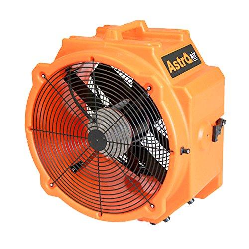 Astro Air Home Cooling Portable 1/4 hp Multi-Floor Fan Air Blower