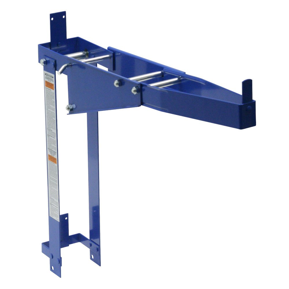 Werner SPJ-WB Steel Pump Jack Work Bench Werner Ladder