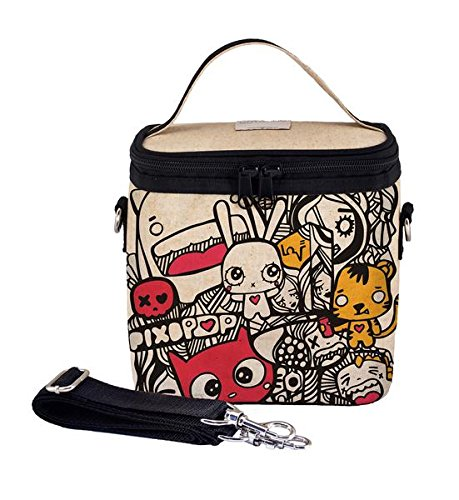 Easy To Clean Insulated Lunch Bag - 1