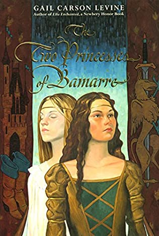 book cover of The Two Princesses of Bamarre