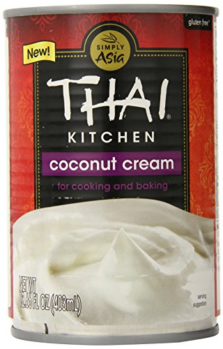 Make Creamy Coconut Pumpkin Pie Mousse with Thai Kitchen Coconut Cream, 13.66 oz.