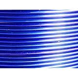 5 Mètres fil aluminium bleu 2mm Oasis ®