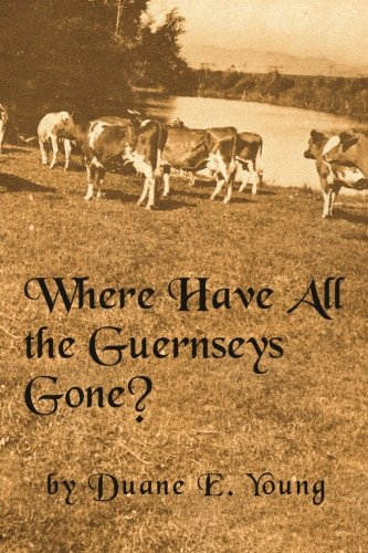 Where Have All The Guernseys Gone?""