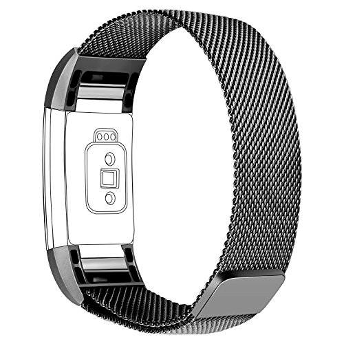 Fitbit Lotyes Milanese Stainless Replacement