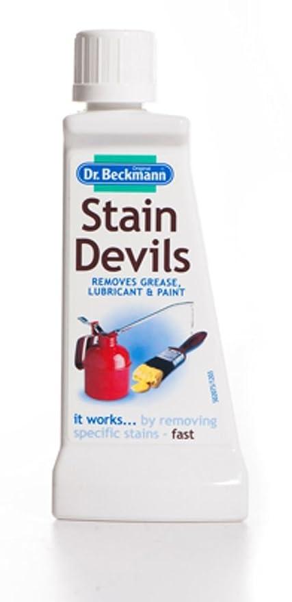Dr. Beckmann Manchas Devils para Prensa de Grasa Grasa lubricante &, – Quitamanchas,