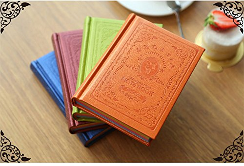 Real Rushed Faux Hard Copybook Material Escolar Cadernos Notebook Personal Kawaii Stationary Diario Day Planner Agendas