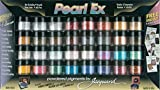 Pigment Set 32-Colors Jacquard Pearl EX Powder (Pigment Sets) New ##bodybuildingbrother