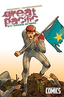 Great Pacific, tome 3 : Chasse au gros par Morazzo