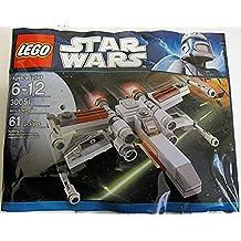 LEGO Star Wars: Mini X-Wing Starfighter (Emballage FoncǸ) Jeu De Construction 30051 (Dans Un Sac)
