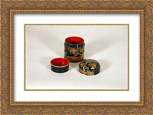 Japan Culture - 24x18 Gold Ornate Frame and Double Matted Museum Art Print - Lunchbox Set