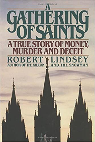 A Gathering of Saints: Lindsey, Robert: 9781501153112: Amazon.com ...