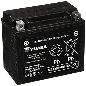 Yuasa YUAM7RH2S YTX12 Battery