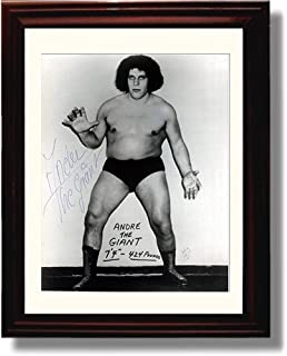 amazon com andre the giant 18x24 poster new rare bhg341709