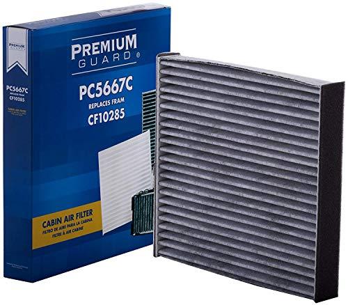 PG Cabin Air Filter PC5667C |Fits 2005-2019 various models of Toyota, Lexus, Jaguar, Subaru, Land ()