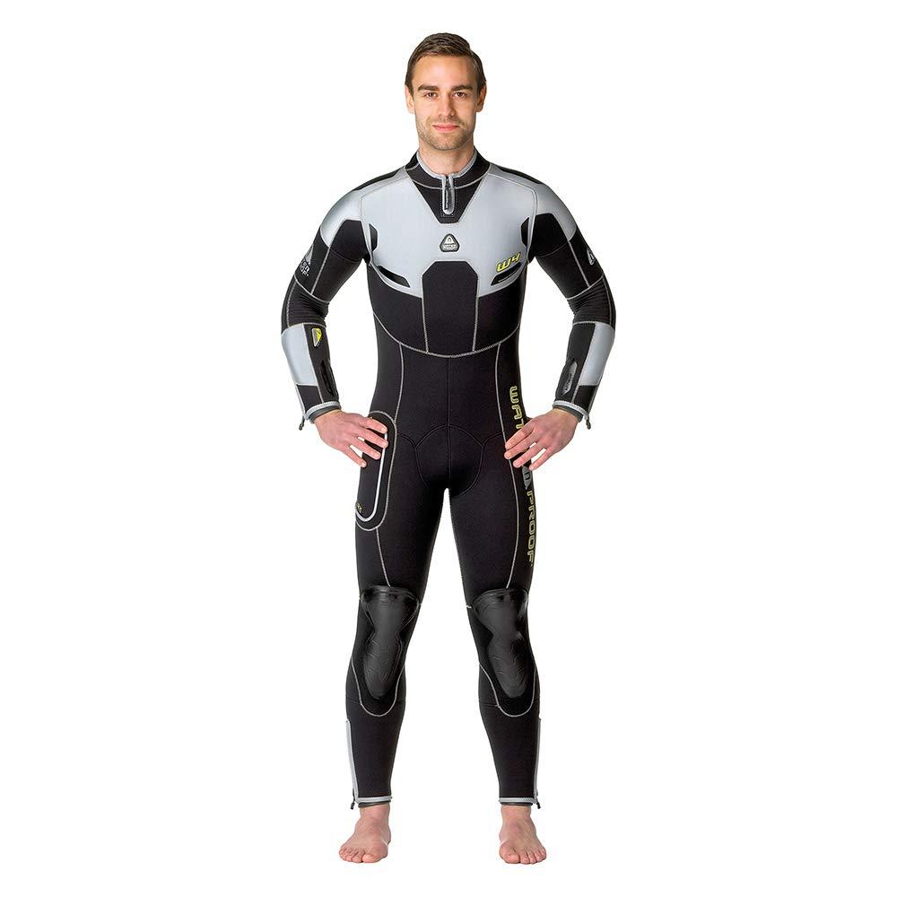 Waterproof W4 7 mm Hombre semiseco Traje de buceo completo ...