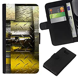 All Phone Most Case / Oferta Especial Cáscara Funda de cuero Monedero Cubierta de proteccion Caso / Wallet Case for Samsung ALPHA G850 // Abstract Diamond Steel